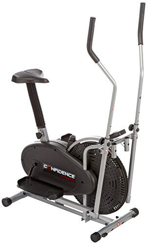 Confidence 2 in 1 Ellipsen-Cross
