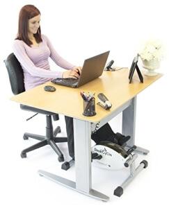 Ergometer für unter den Schreibtisch