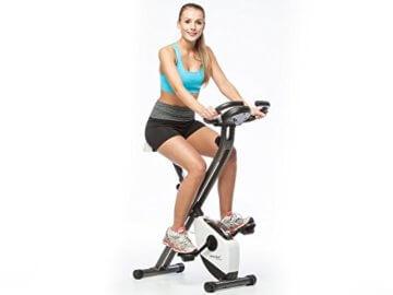 skandika foldaway x 1000 fitnessbike