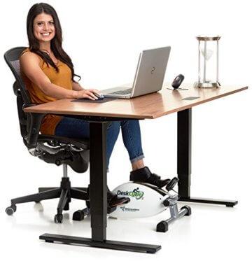 DeskCycle2 Heimtrainer