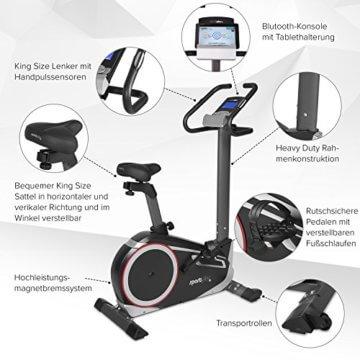 Sportplus Ergometer mit App