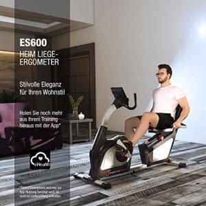 Sportstech ES600 Liegeergometer