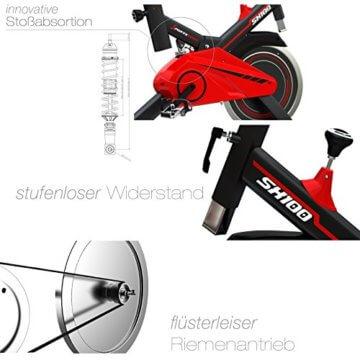 Sportstech SX100