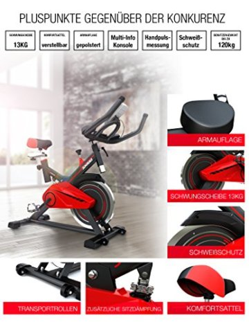 Sportstech Indoor Cycle SX100