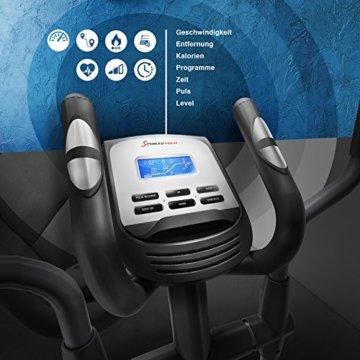 Sportstech Crosstrainer CX625