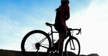Fahrradfahren oder Ergometer