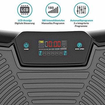 Fitness Vibrationsplatte