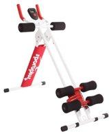 SportPlus AB Plank Bauchtrainer mit Trainingscomputer, zusammenklappbar, SP-ALB-011