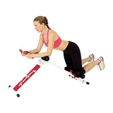SportPlus AB Plank Bauchtrainer